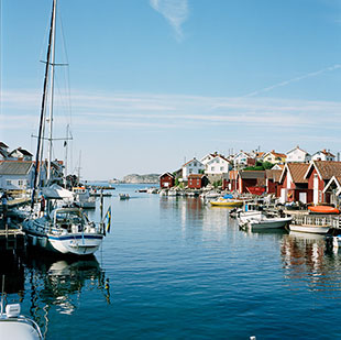 Swedish archipelago.